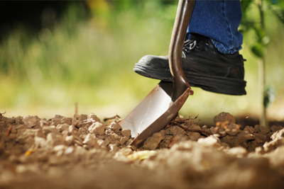 Prevent Damage to Underground lines by digging safe