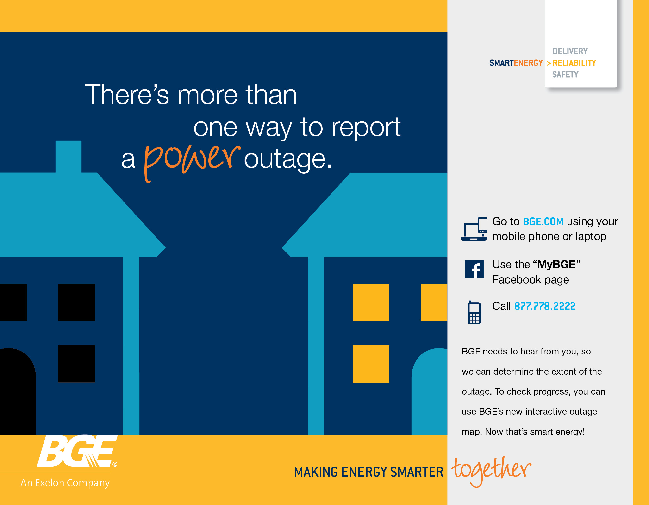bge report outage