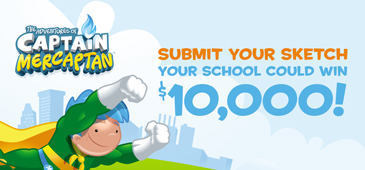Submit your sketch for Captain Mercaptan