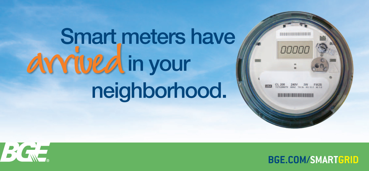 Smart Meter Baltimore Gas And Electric Company